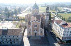 Facciata principale Chiesa San Fior di Sopra