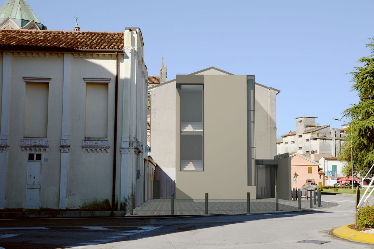 Ristrutturazione ala est Canonica a San Fior di Sopra
