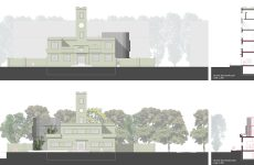 Nuova sede dell'ordine degli Architetti della provincia di Ferrara