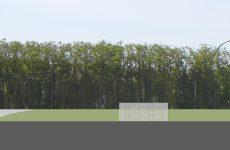 Concorso per la sistemazione dell'area circostante lo stadio comunale di Auderghem