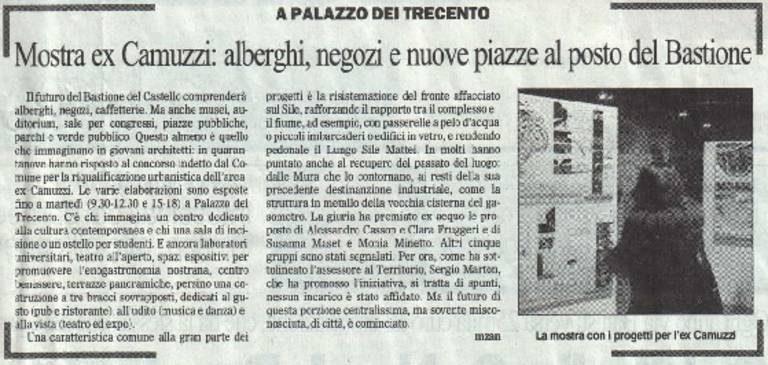 Il Gazzettino di Treviso