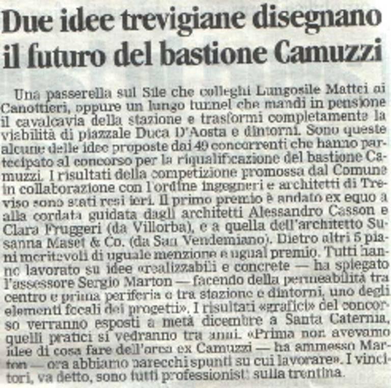 La Tribuna di Treviso