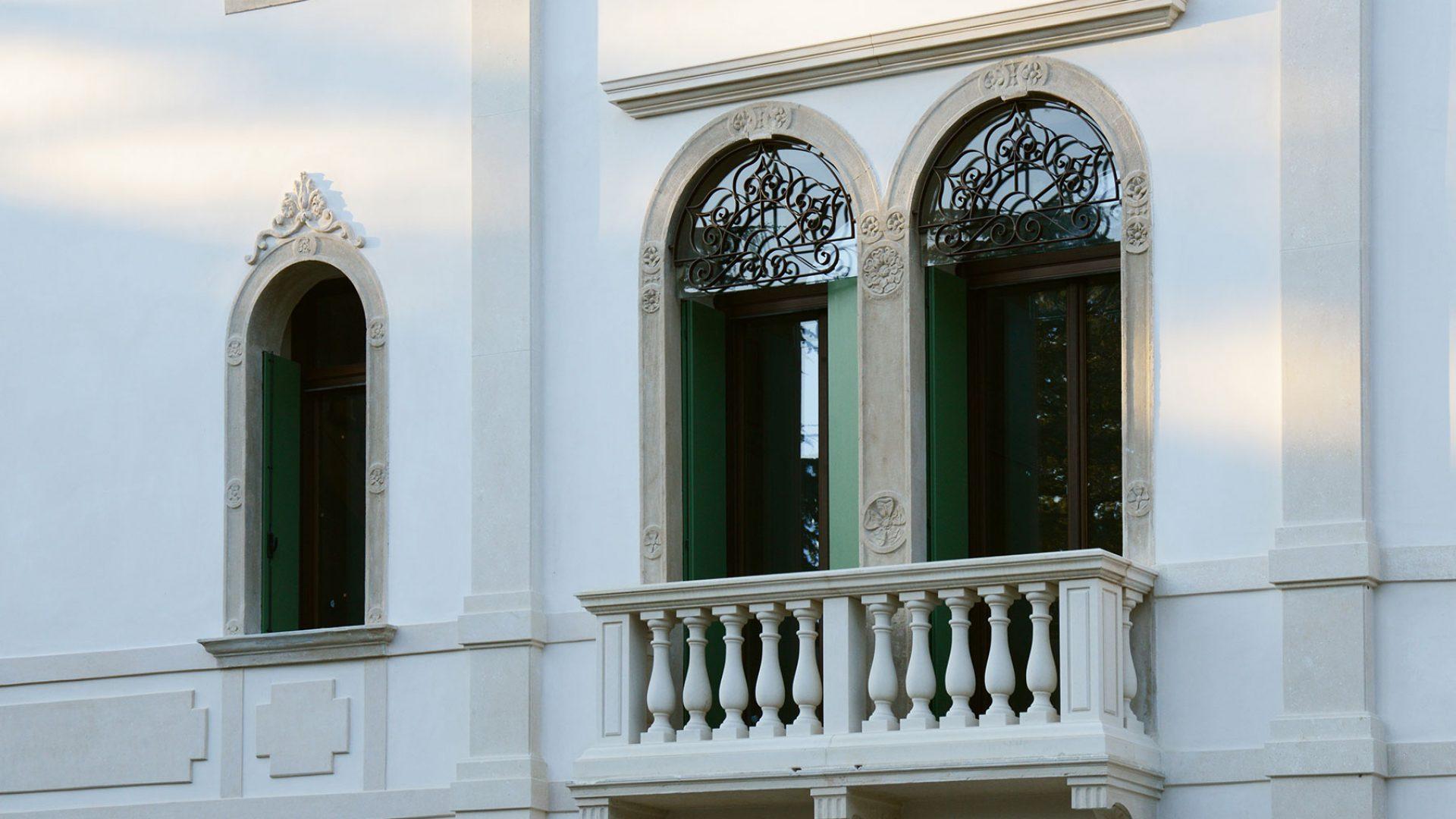 Ristrutturazione Villa Soldi-Cadorin Studio P&C - CM Associati