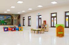 """Scuola dell'infanzia """"Sinite Parvolus"""" a Colle Umberto"""