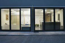 Zona ingresso uffici Apinox s.r.l.