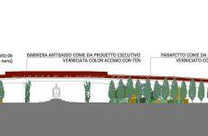 Sovrappasso ferroviario tra Orsago e Cordignano