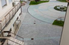 Riqualificazione cortile interno Istituto Suore del Santo Volto